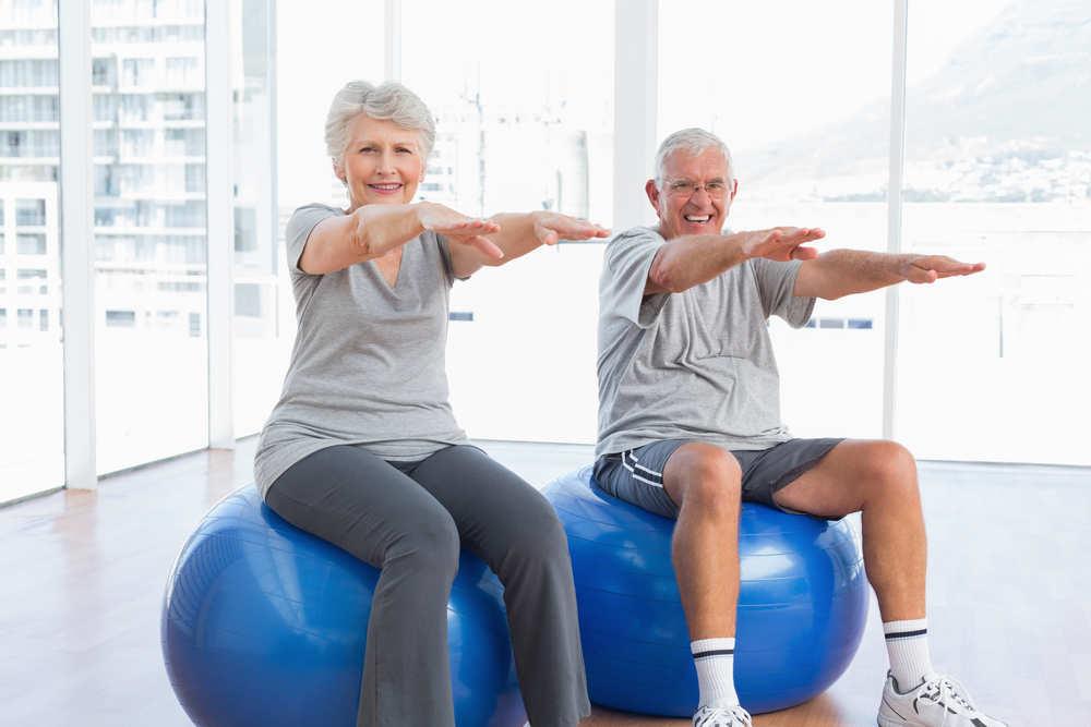 El deporte también es para los mayores