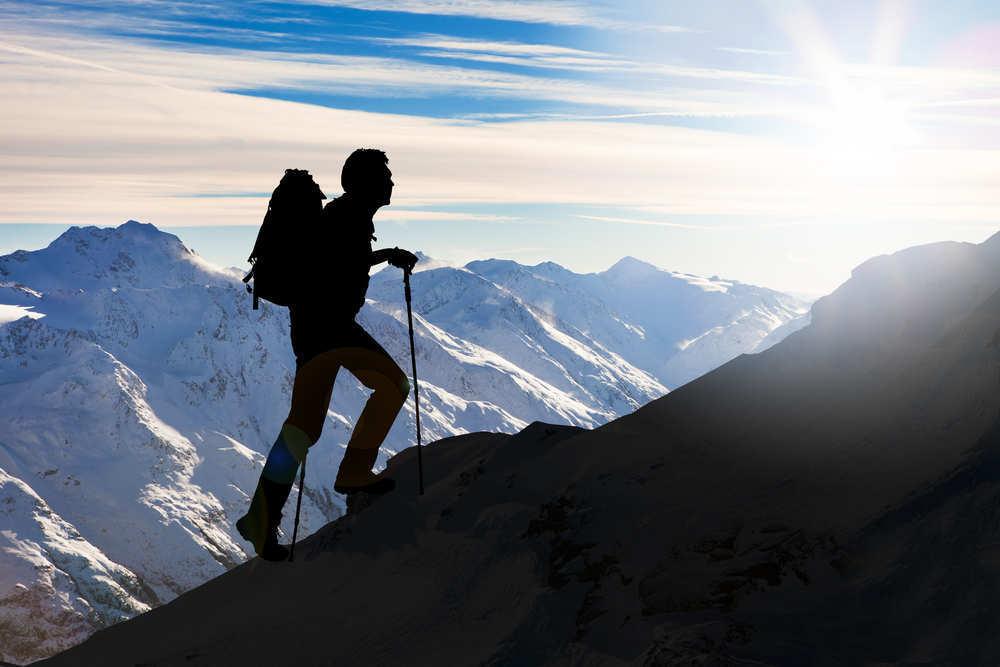 El alpinismo, un deporte de altura