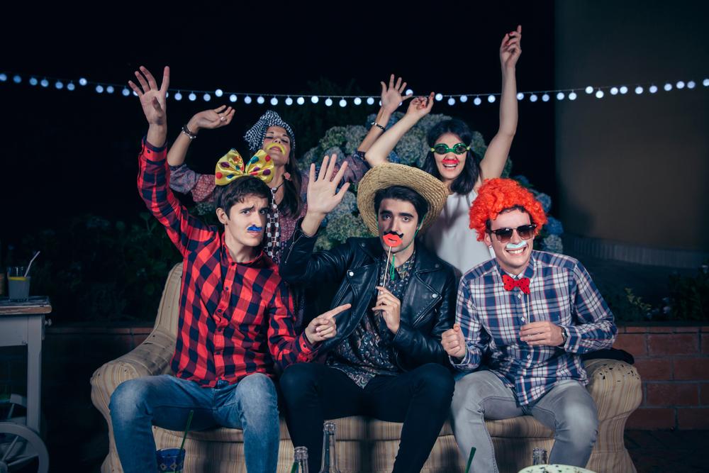 ¿Tienes una fiesta de disfraces a la vuelta de la esquina?