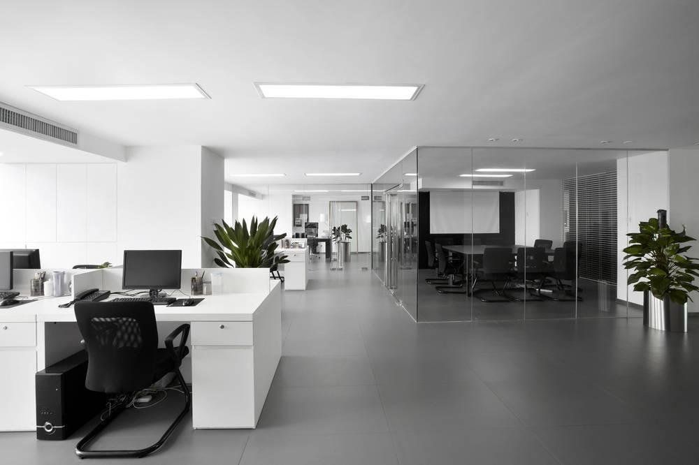 Amplitud y elegancia para nuestra oficina