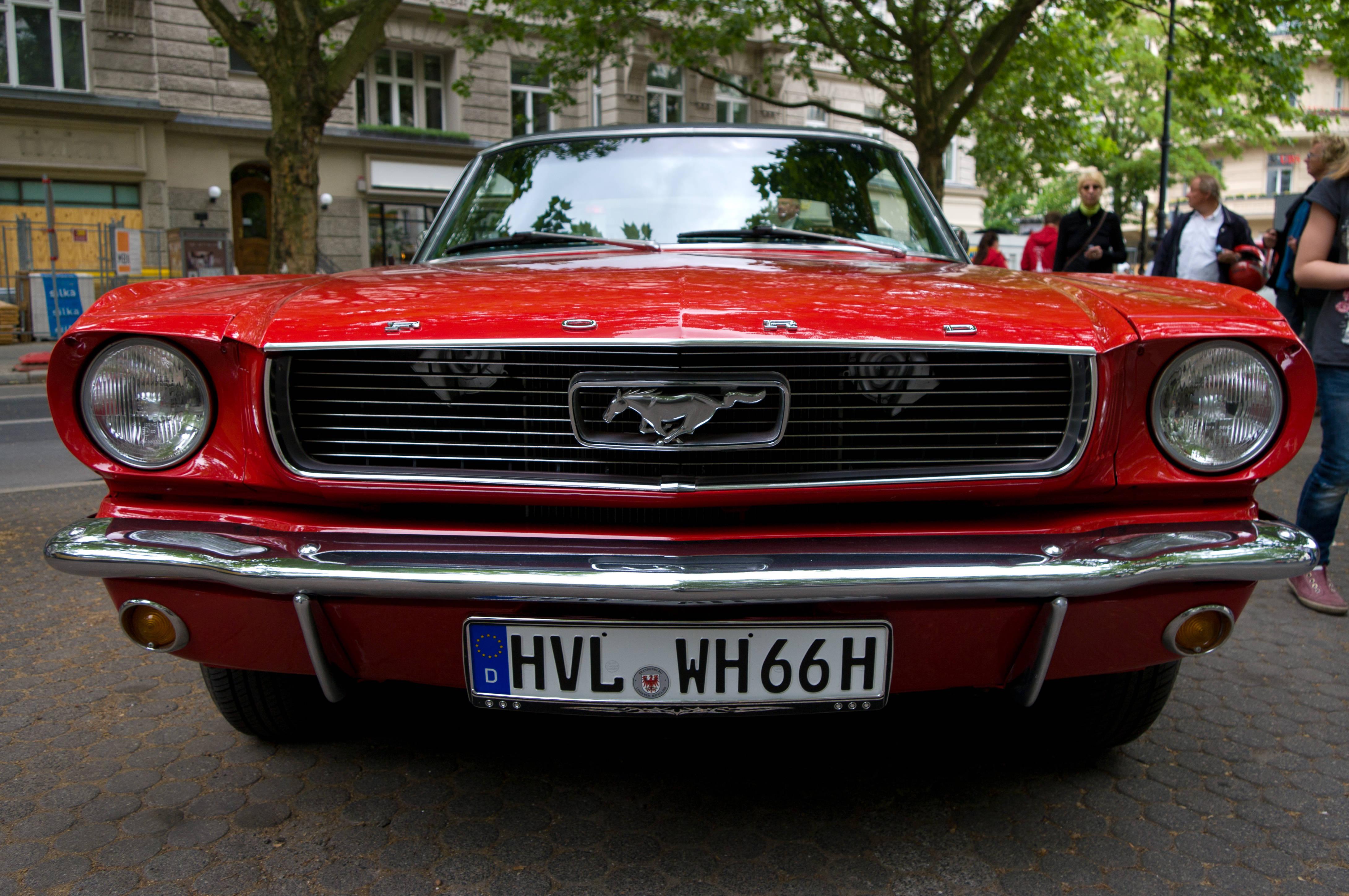 Mi Mustang del 86