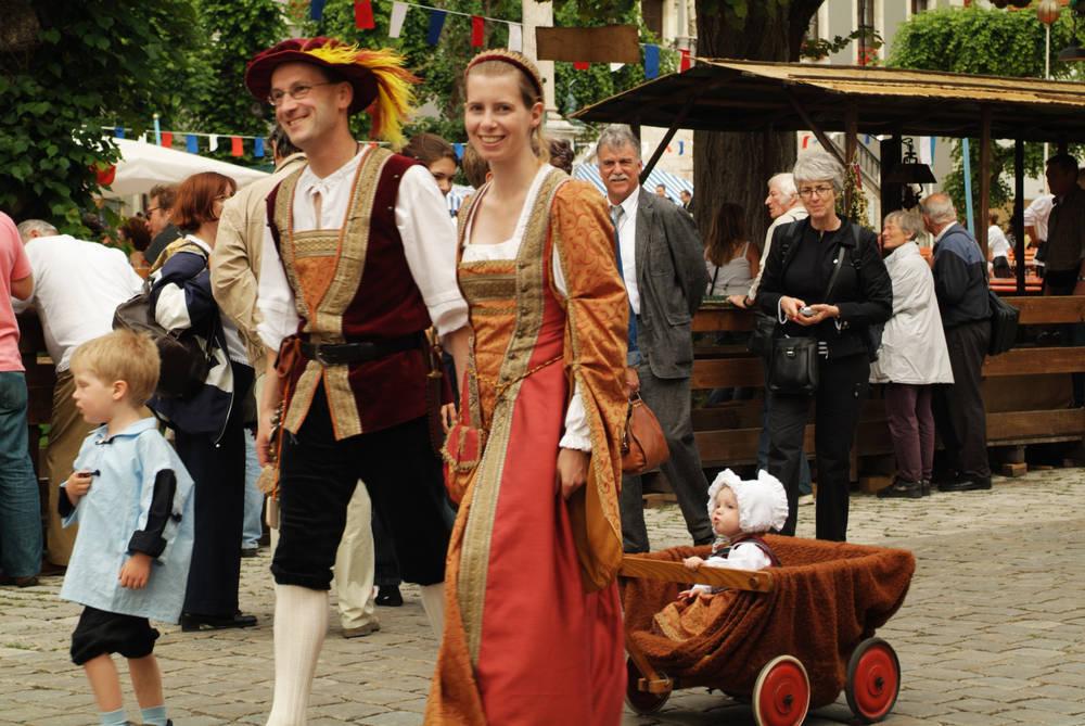 La Fiesta de la Istoria en Ribadavia