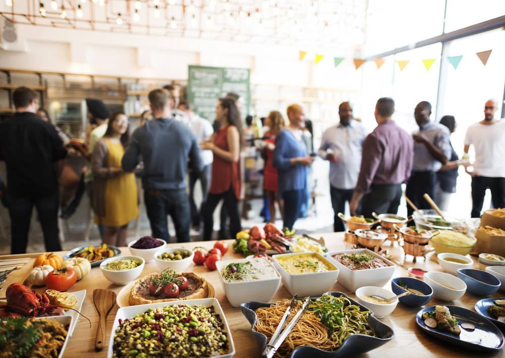 Un catering, la solución a tus problemas