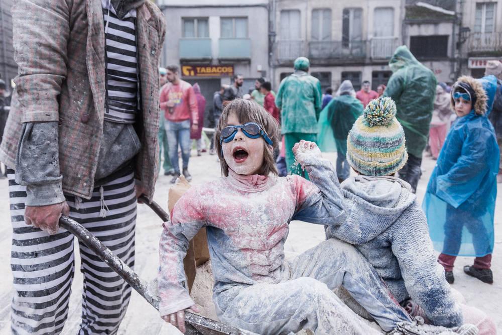 Ourense, una de las provincias que vive el carnaval con más entusiasmo