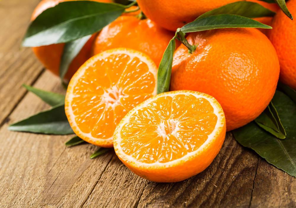 Una dieta a base de naranjas