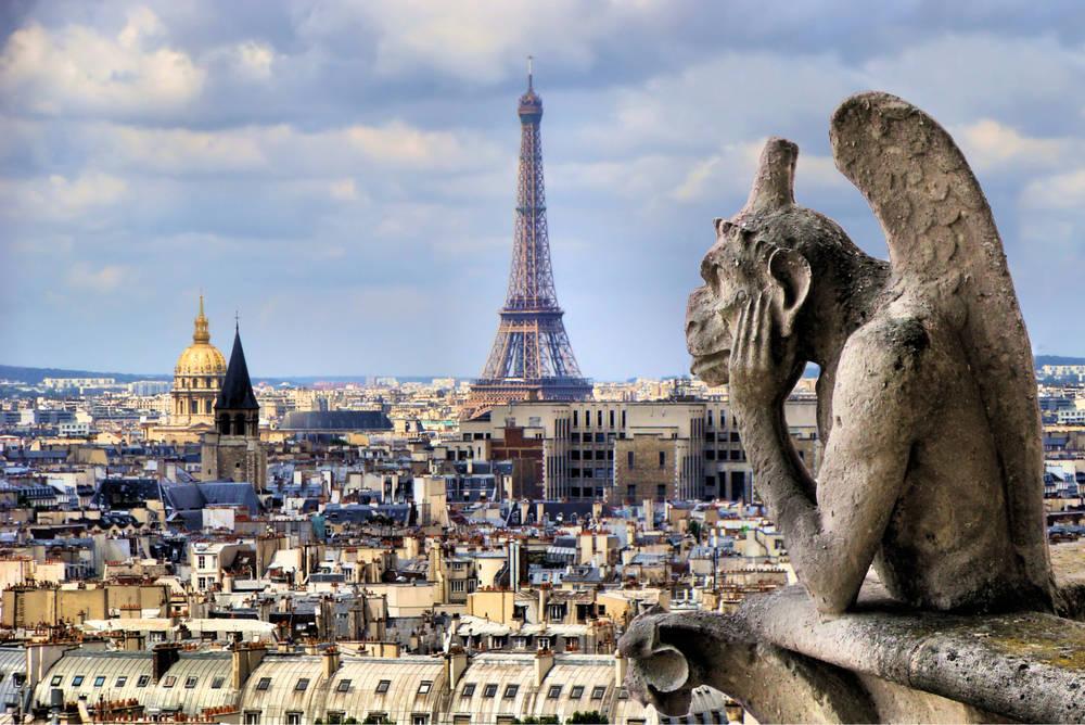 El incendio de Notre Dame deja tras de si un milagro