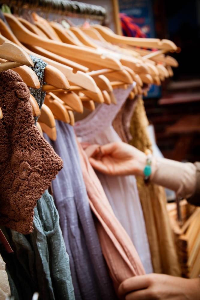 Reutilizar ropa para cambiar de imagen