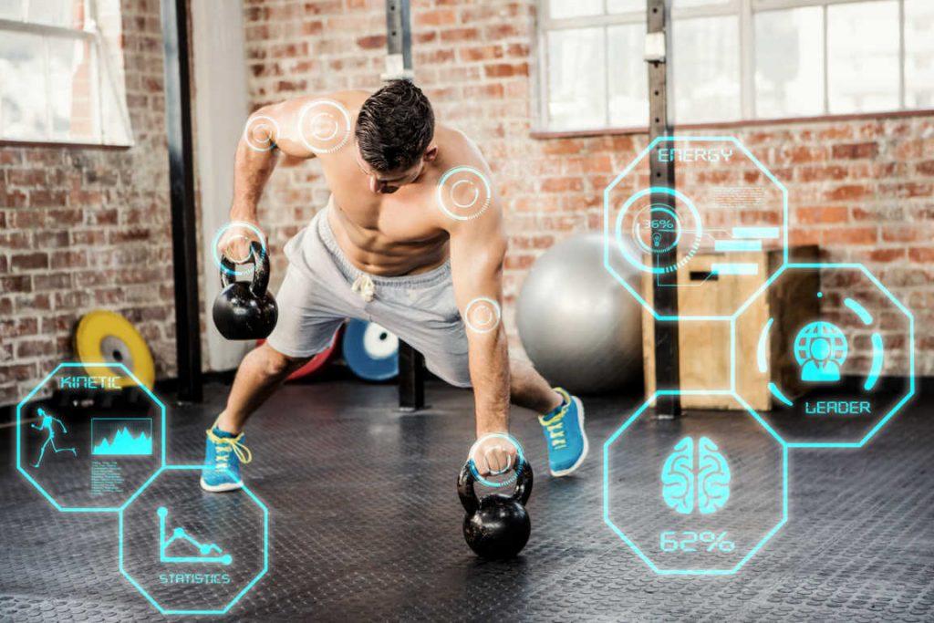La última tecnología llega también a los gimnasios