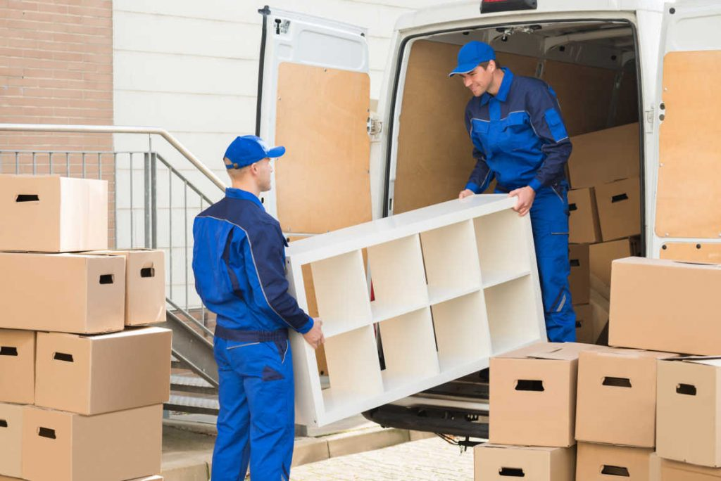 El transporte de muebles, vital para incentivar su compra