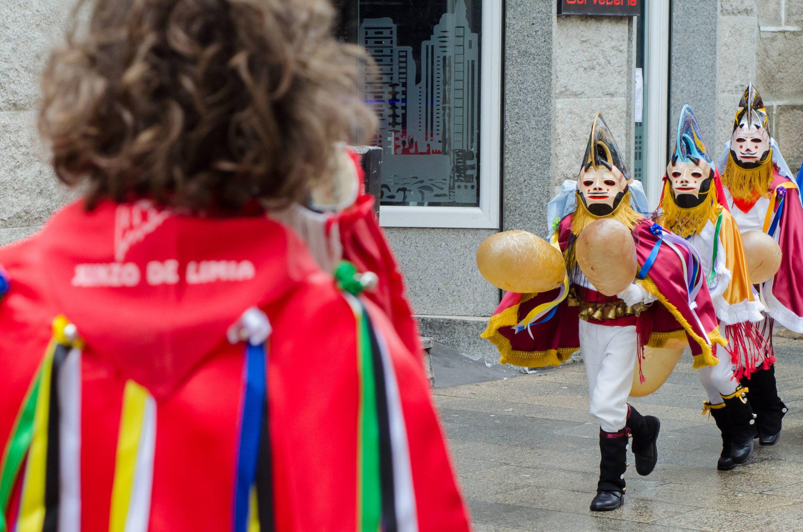 Disfruta del carnaval haciendo turismo por España