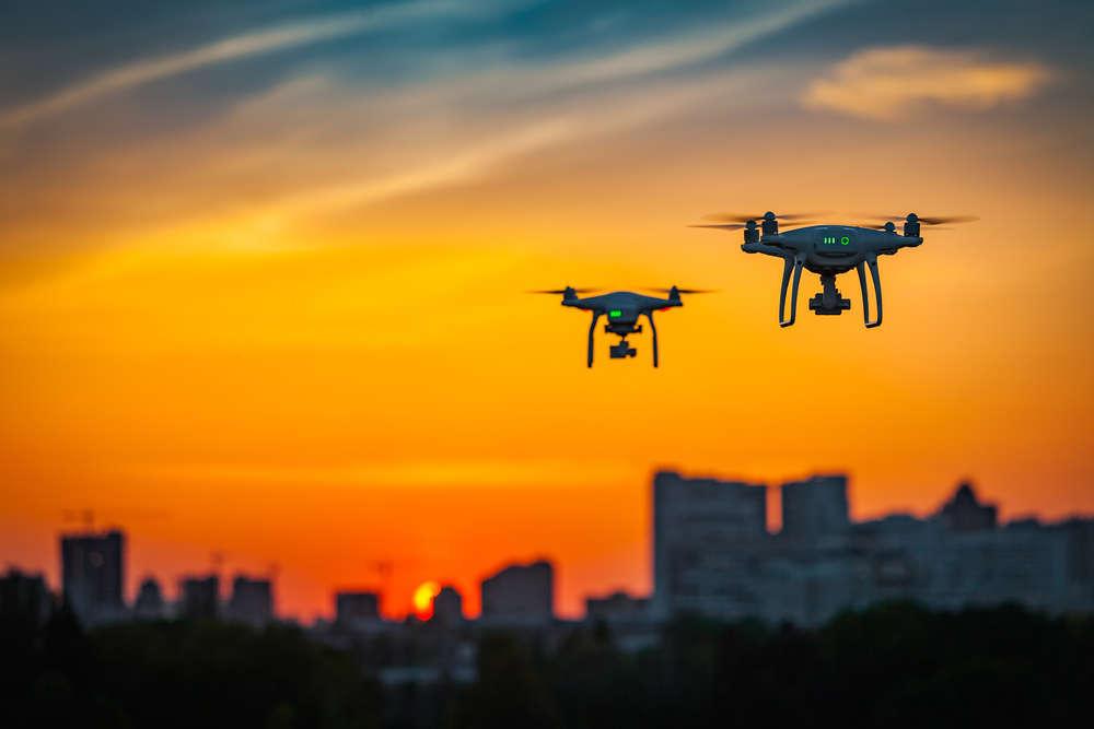 Drones para todo