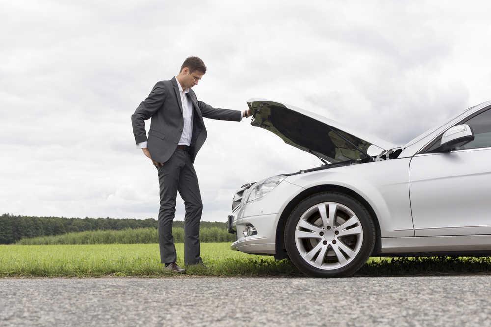 Averías de tu coche y sus posibles soluciones