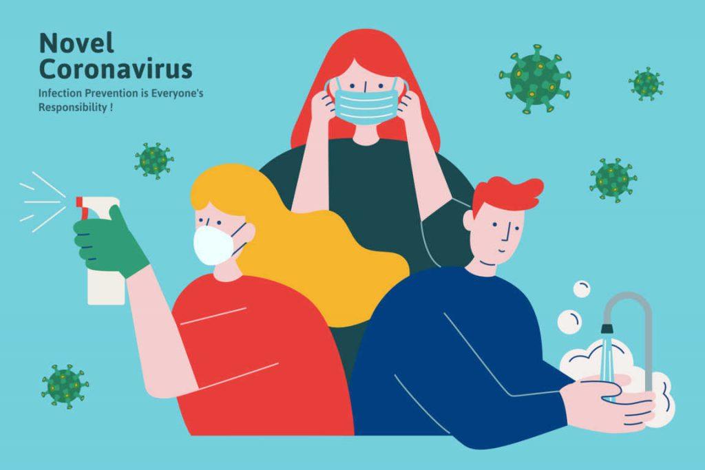 Aumenta la demanda de productos de higiene para combatir los últimos ataques del coronavirus